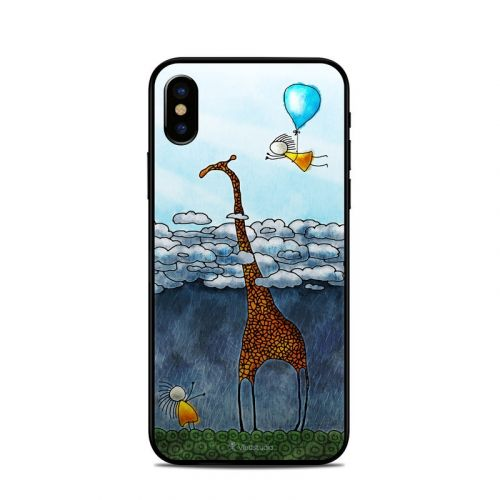 Above The Clouds iPhone XS Skin