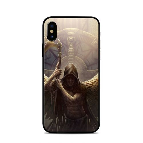Azrael iPhone X Skin