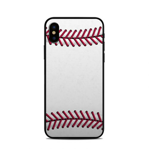 Baseball iPhone XS Skin