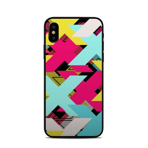 Baseline Shift iPhone X Skin