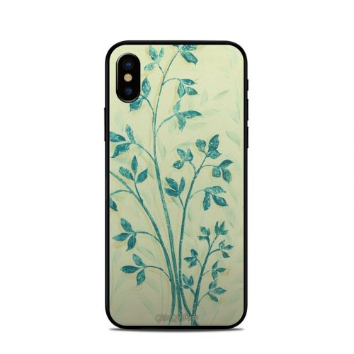 Beauty Branch iPhone XS Skin