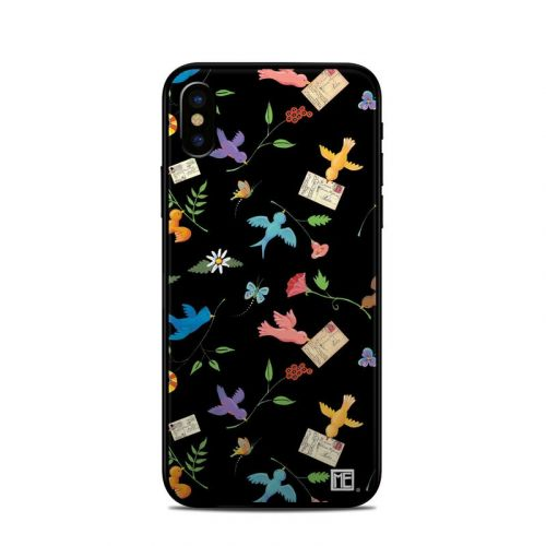 Birds iPhone XS Skin