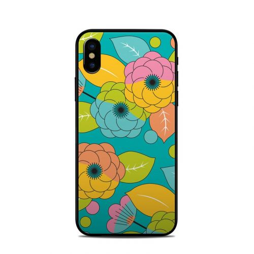 Blossoms iPhone X Skin