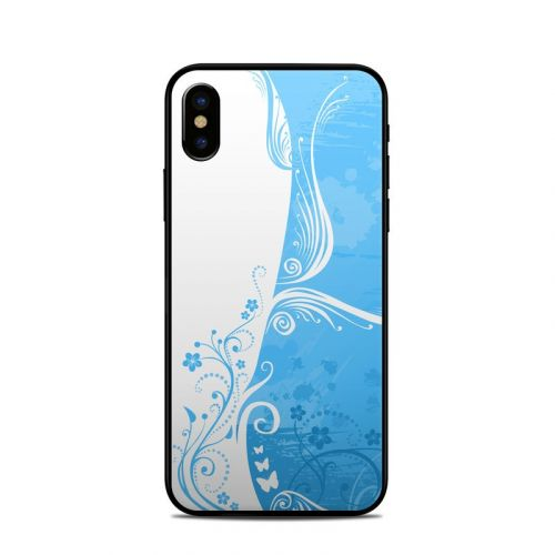 Blue Crush iPhone X Skin