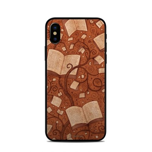 Books iPhone XS Skin
