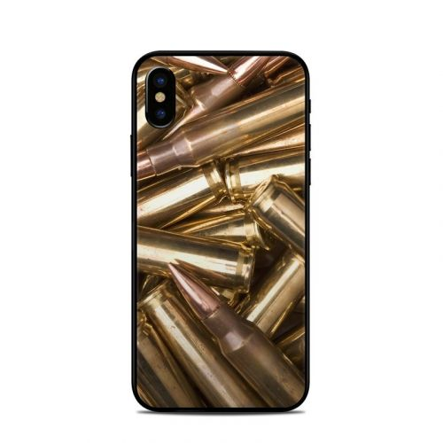 Bullets iPhone X Skin