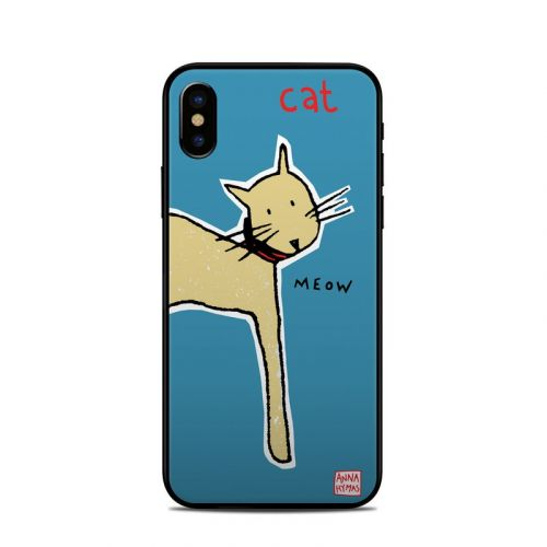Cat iPhone X Skin