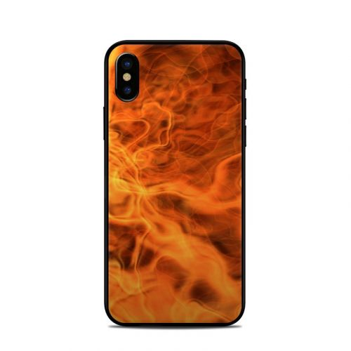 Combustion iPhone X Skin