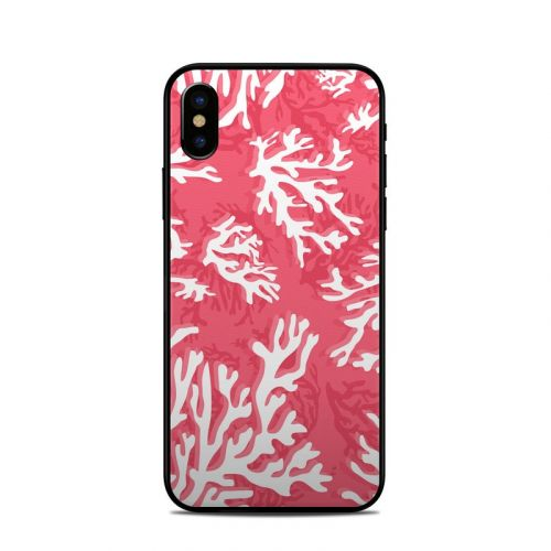 Coral Reef iPhone X Skin