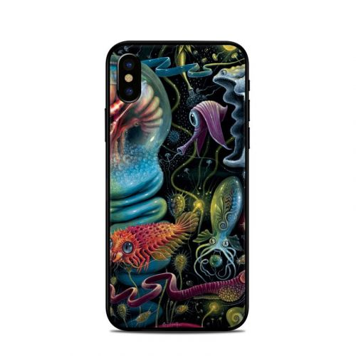 Creatures iPhone X Skin