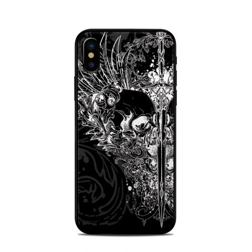 Darkside iPhone XS Skin