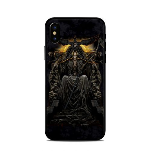 Death Throne iPhone X Skin