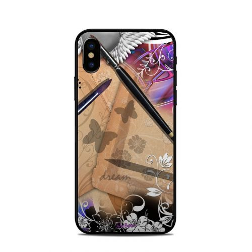 Dream Flowers iPhone X Skin