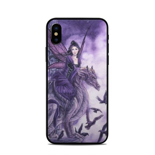 Dragon Sentinel iPhone X Skin