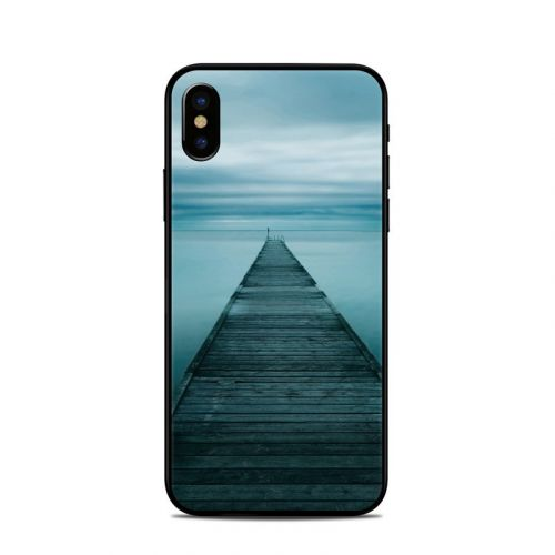Evening Stillness iPhone X Skin