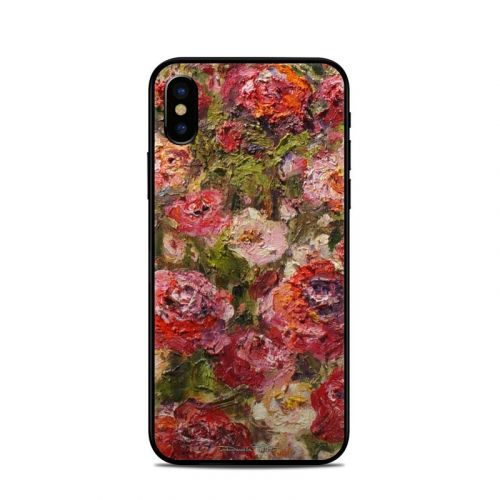 Fleurs Sauvages iPhone X Skin