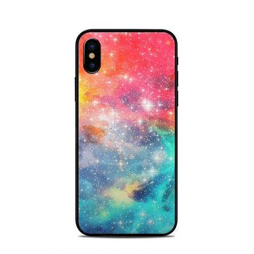 Galactic iPhone XS Skin