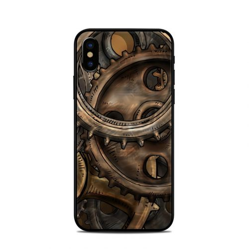 Gears iPhone X Skin