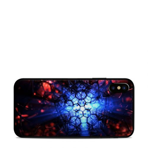 Geomancy iPhone X Skin