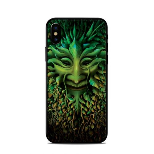 Greenman iPhone XS Skin