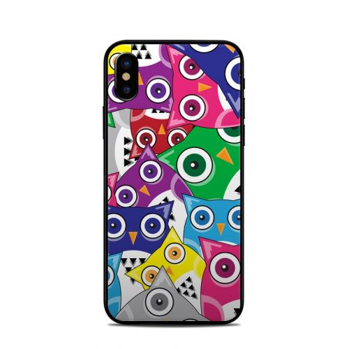 Hoot iPhone XS Skin