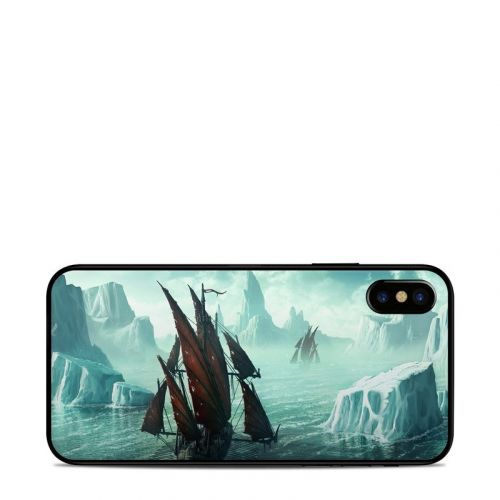 Into the Unknown iPhone X Skin