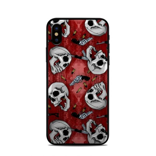 Issues iPhone X Skin