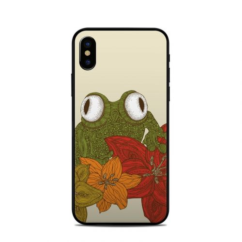 Today I Trust iPhone XS Skin