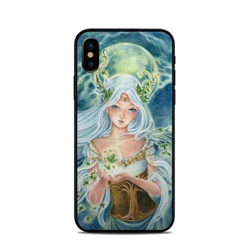 Ivy Goddess iPhone X Skin