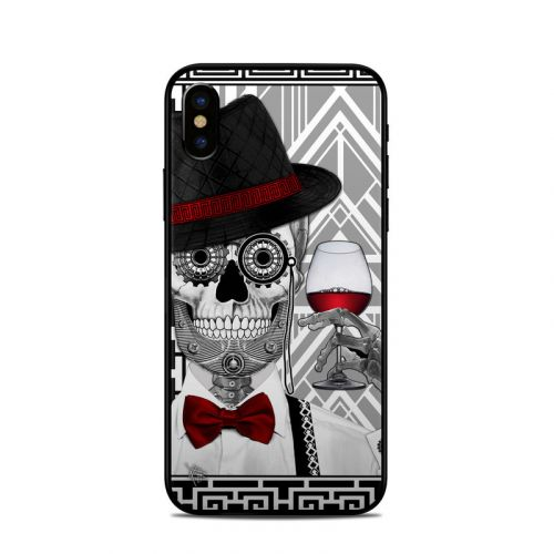 Mr JD Vanderbone iPhone X Skin