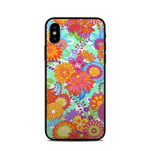 Jubilee Blooms iPhone X Skin