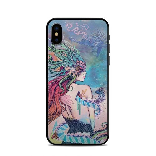 Last Mermaid iPhone X Skin