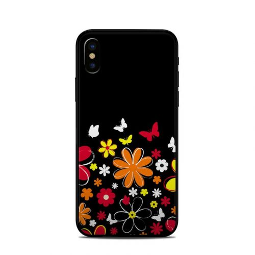 Laurie's Garden iPhone X Skin