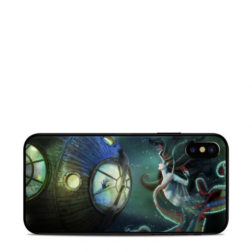 20000 Leagues iPhone X Skin