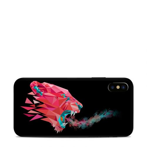 Lions Hate Kale iPhone X Skin
