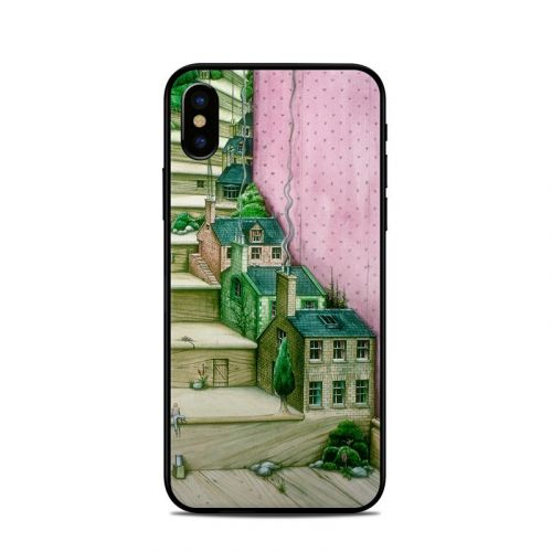 Living Stairs iPhone X Skin