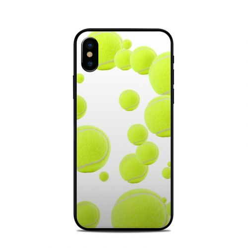 Lots of Tennis Balls iPhone X Skin