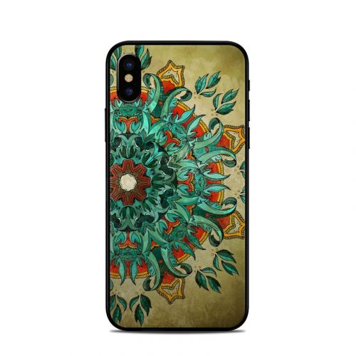 Mandela iPhone X Skin