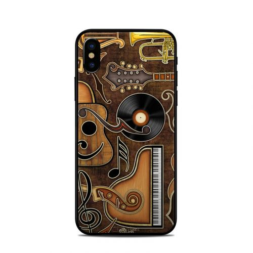 Music Elements iPhone X Skin