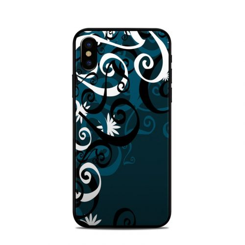 Midnight Garden iPhone XS Skin