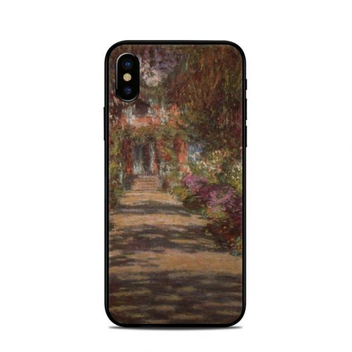 Garden at Giverny iPhone X Skin