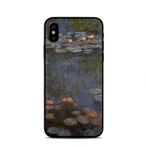 Water lilies iPhone XS Skin