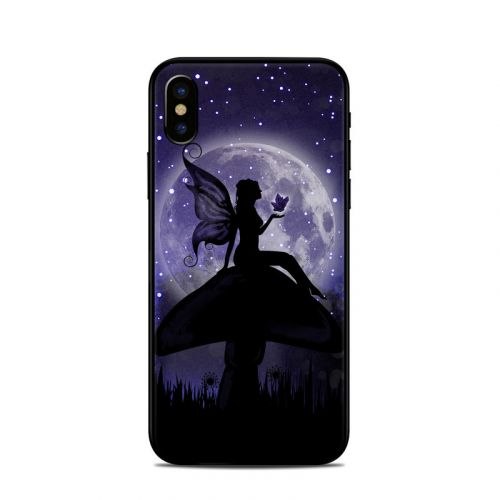 Moonlit Fairy iPhone X Skin