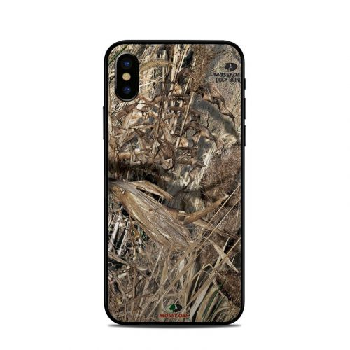 Duck Blind iPhone X Skin