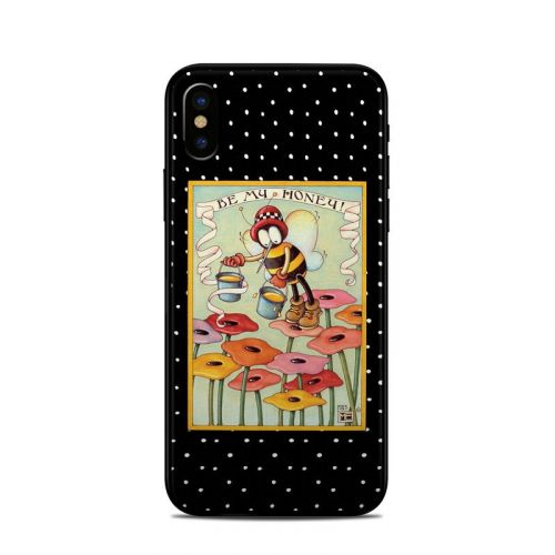 Be My Honey iPhone XS Skin