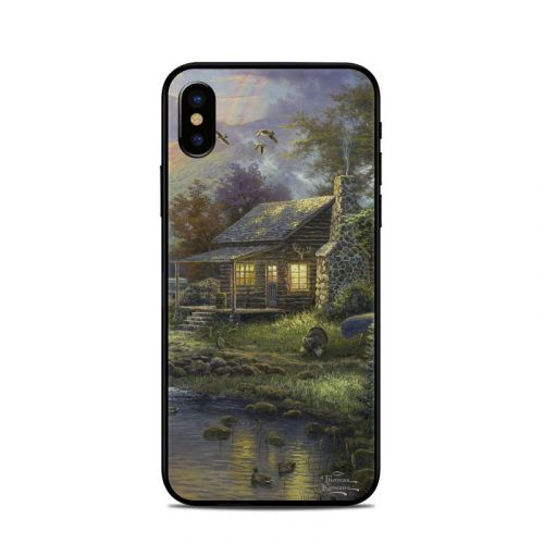 Natures Paradise iPhone X Skin