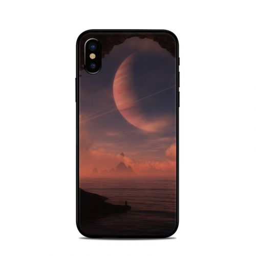New Dawn iPhone X Skin