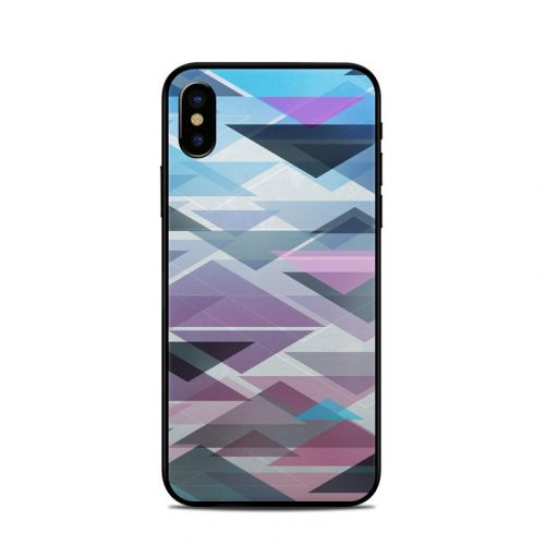 Night Rush iPhone X Skin