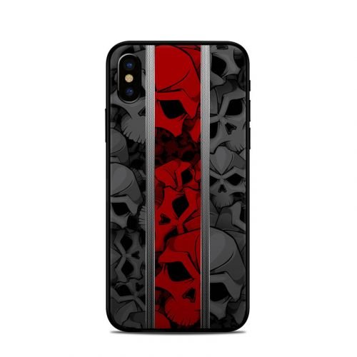 Nunzio iPhone X Skin