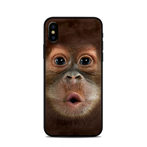 Orangutan iPhone XS Skin